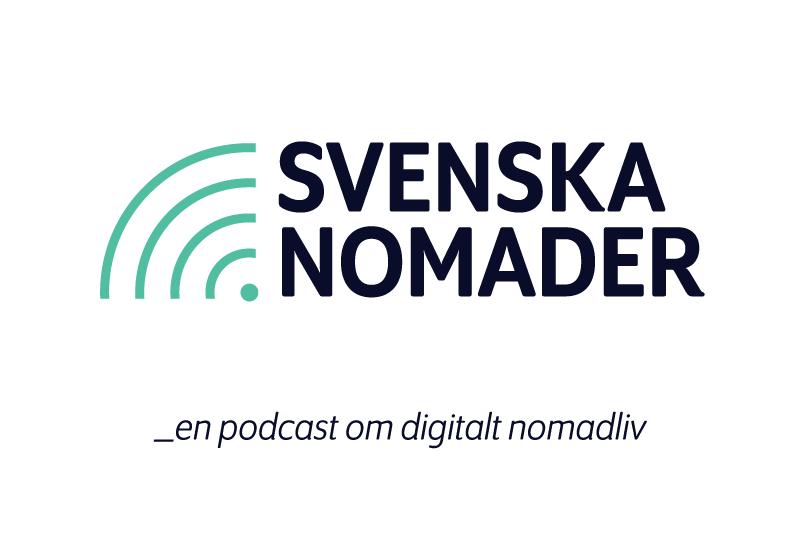 Miniatyrbild för Svenska Nomaders podcast