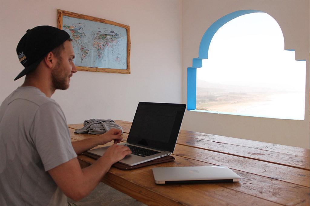 digitala nomad platser
