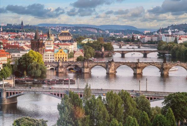 Staden Prag