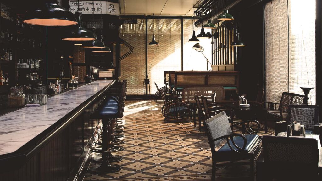 restauranger i london