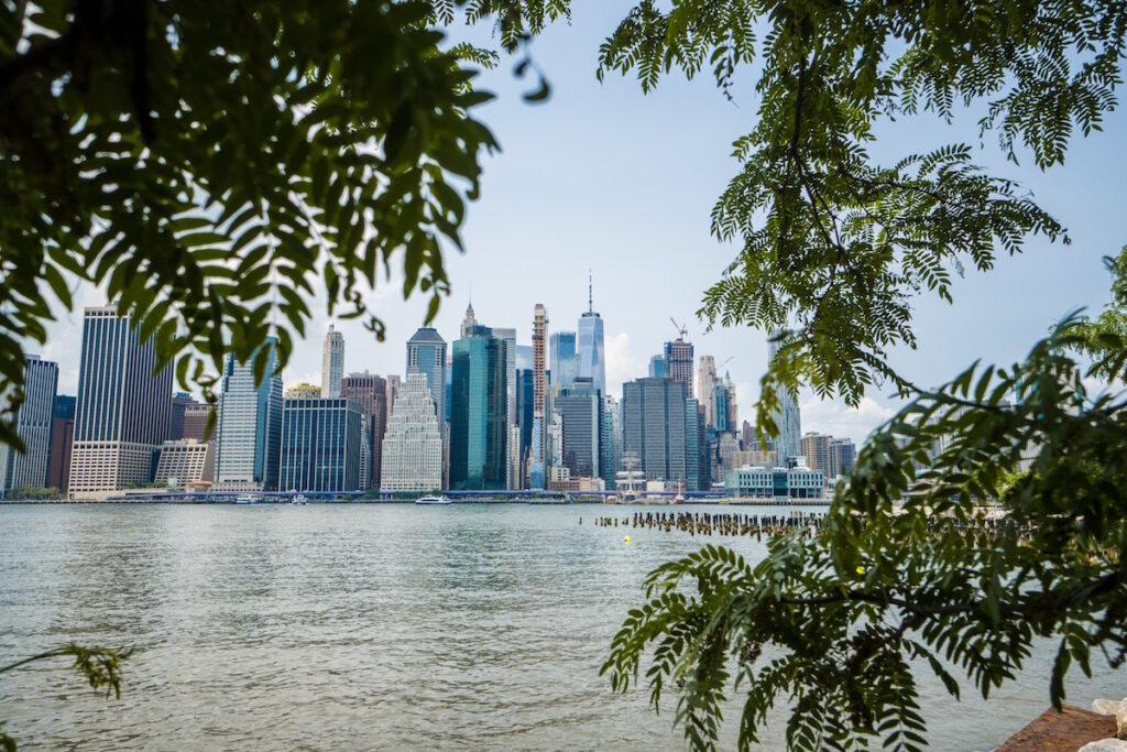 New york-sommar