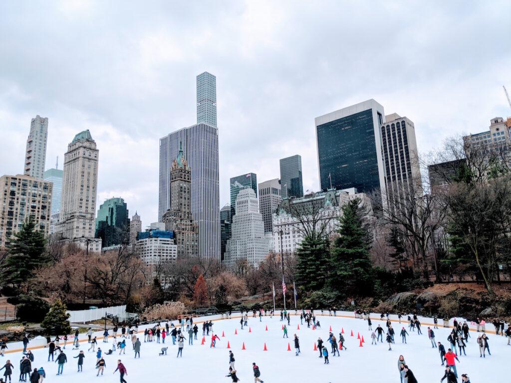 new-york-vinter