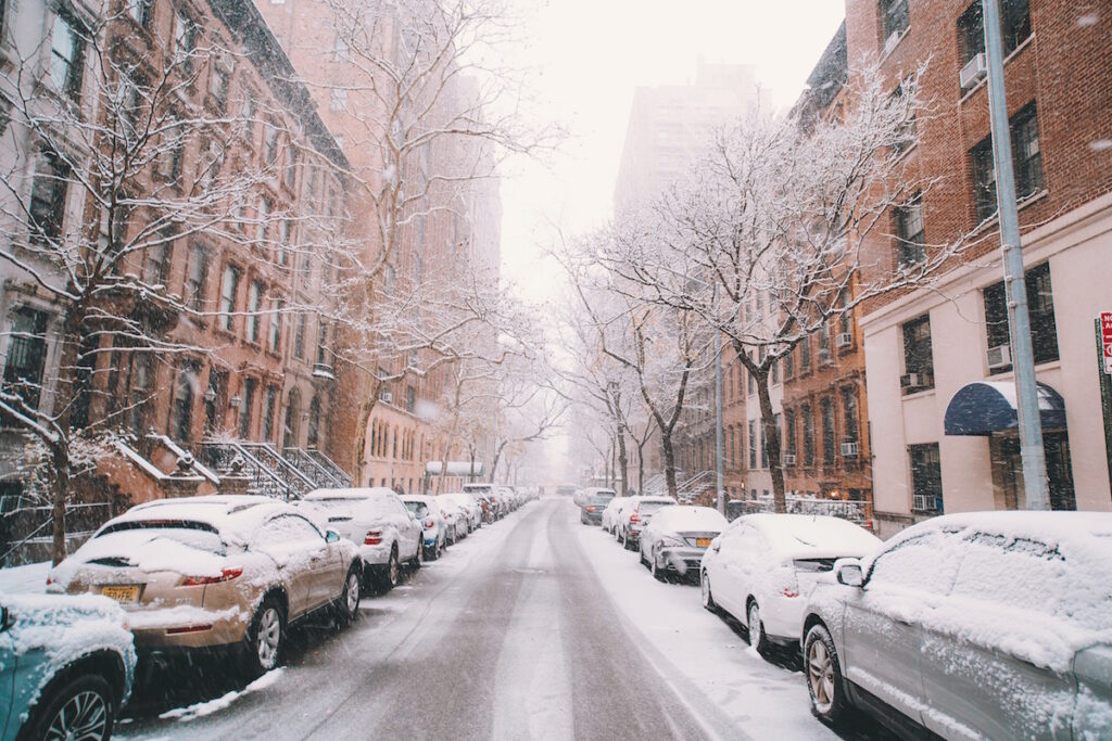 vinter-new-york