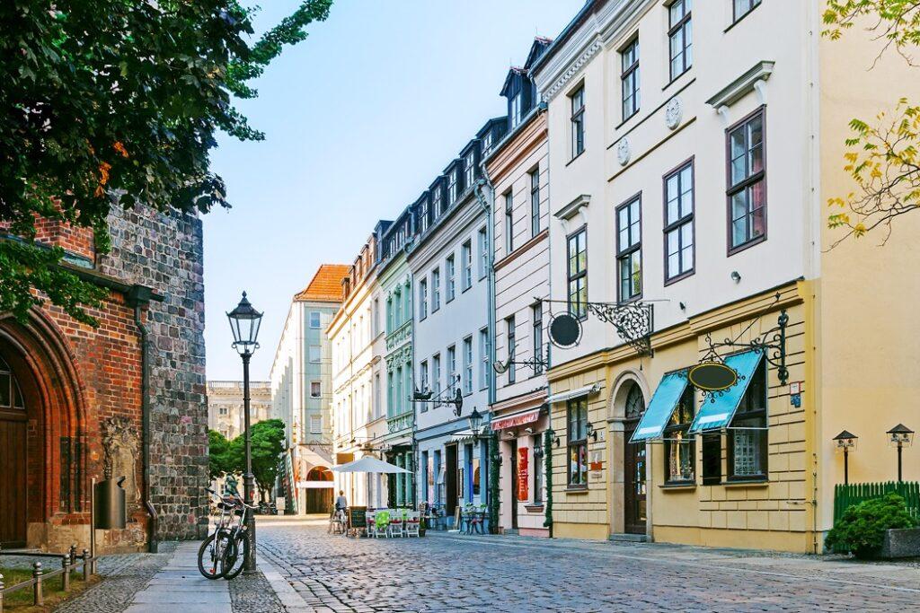 gata i Berlin