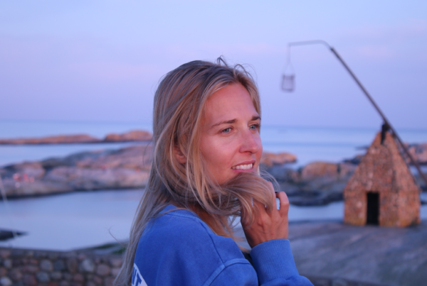 Caroline Giualinetti i profil i Sandefjord