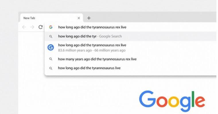 Svar dyker upp redan i sökresultat