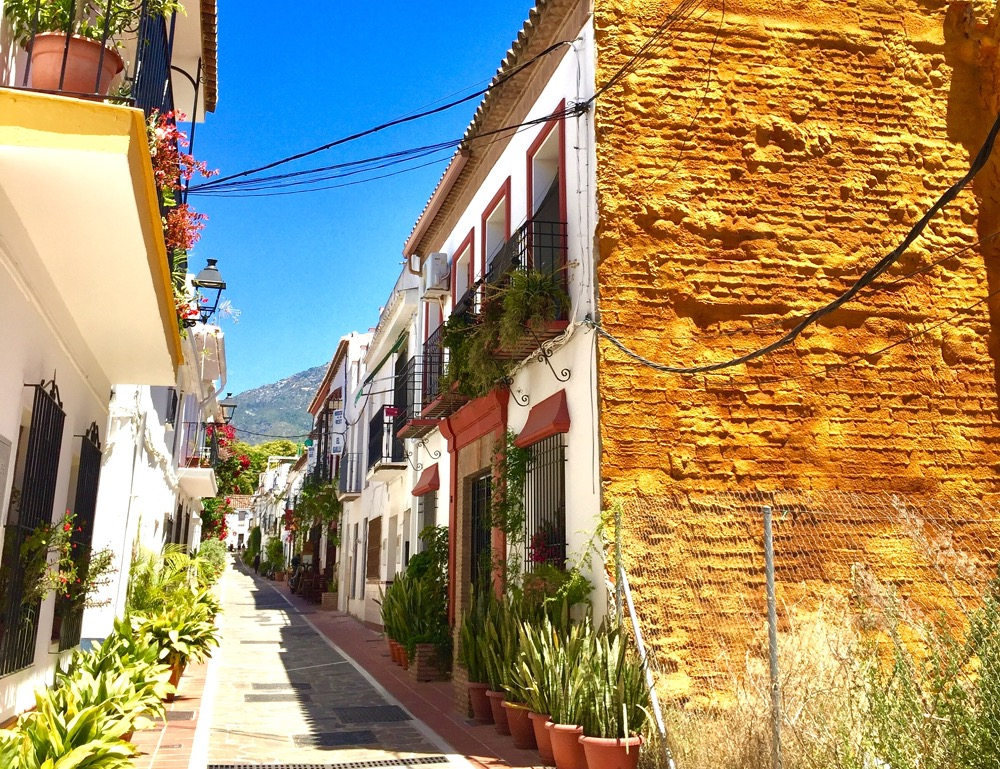 Marbella, Spanien