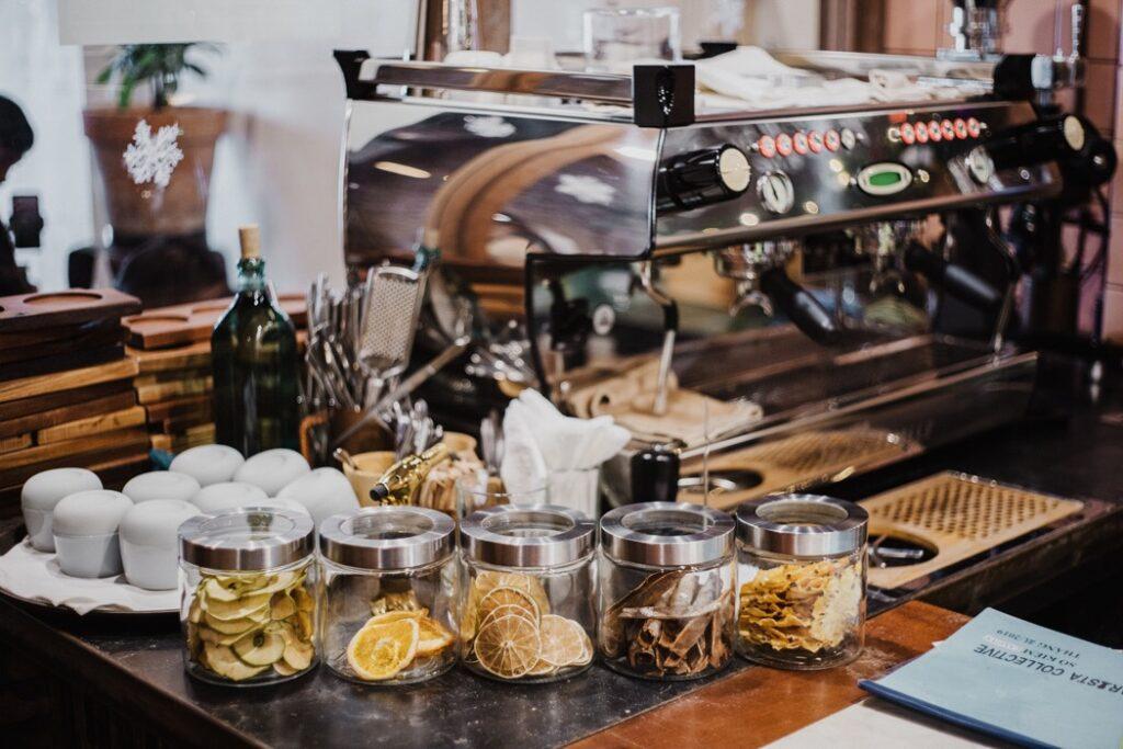 Kaffe i Ho Chi Minh
