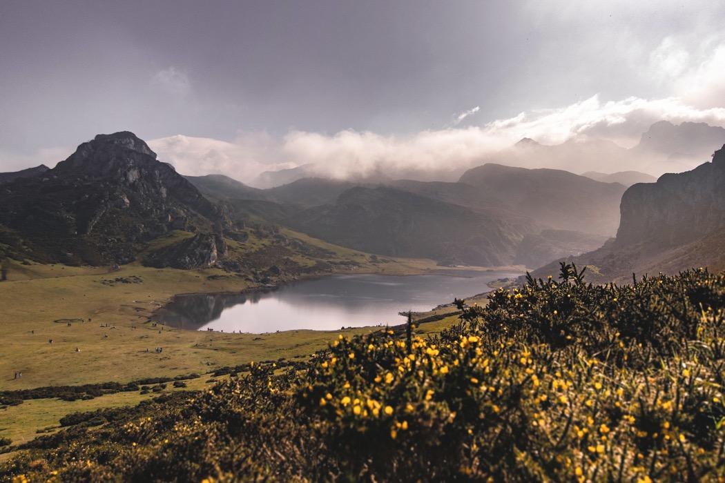 asturia mountains