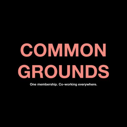 Logotyp för Common Grounds