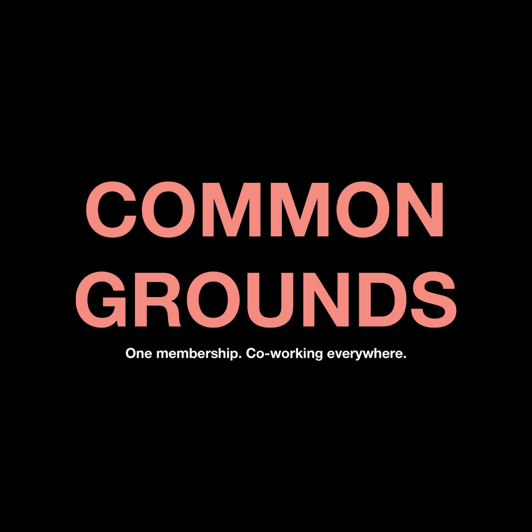 Logotyp för Common Grounds