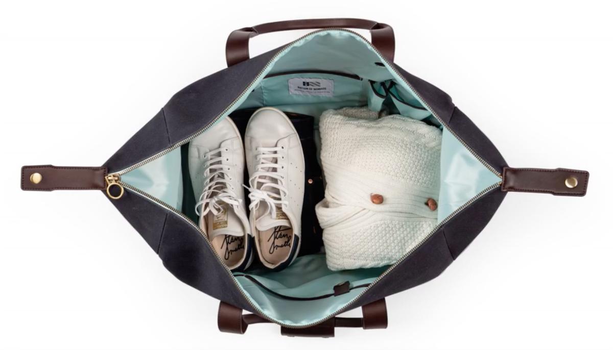 Nation of Nods weekender bag