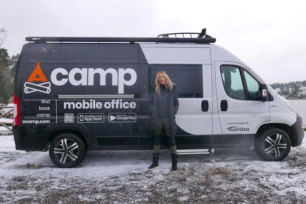 Acamp Mobile Office