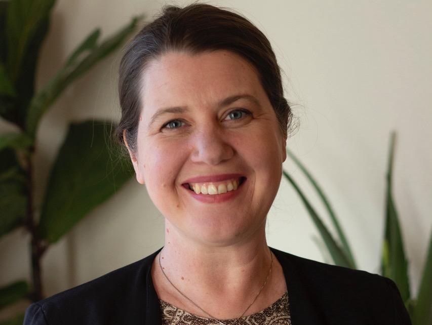 Profilbild Agnes Backegårdh IHM