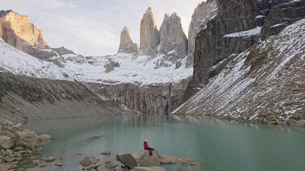 kristin jonsson i patagonien