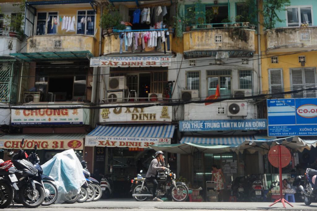 Ho Chi Minh City gatuvy