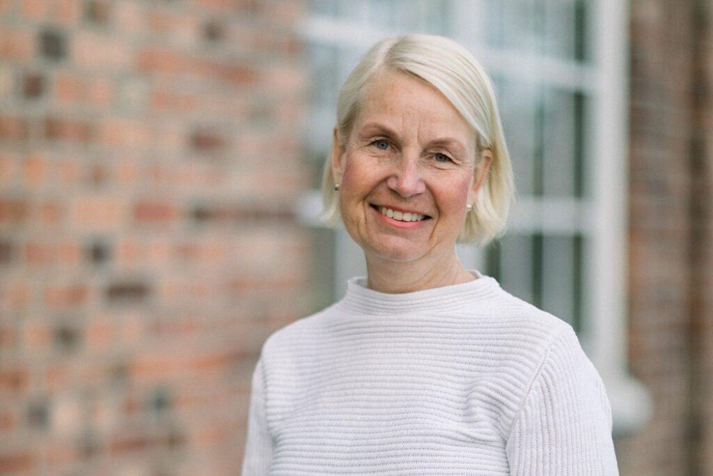 Kristina Christoffersson VD Nääs Fabriker