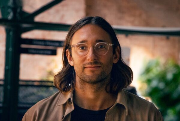 profilbild alexander åström, marknadsansvarig på gigstr
